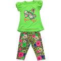 Costume de fille d'enfants d'été pour les vêtements des enfants SGS-111
