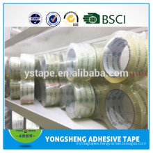 Hot sell cheap super clear crystal bopp stationery tape