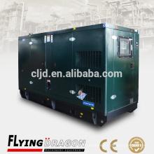 Generador silencioso de 3 fases para la venta generador silencioso 200kva de la generación del poder 200 kva silencioso