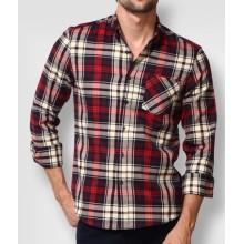 Mode 2016 Baumwolle Trendy Herren Shirt
