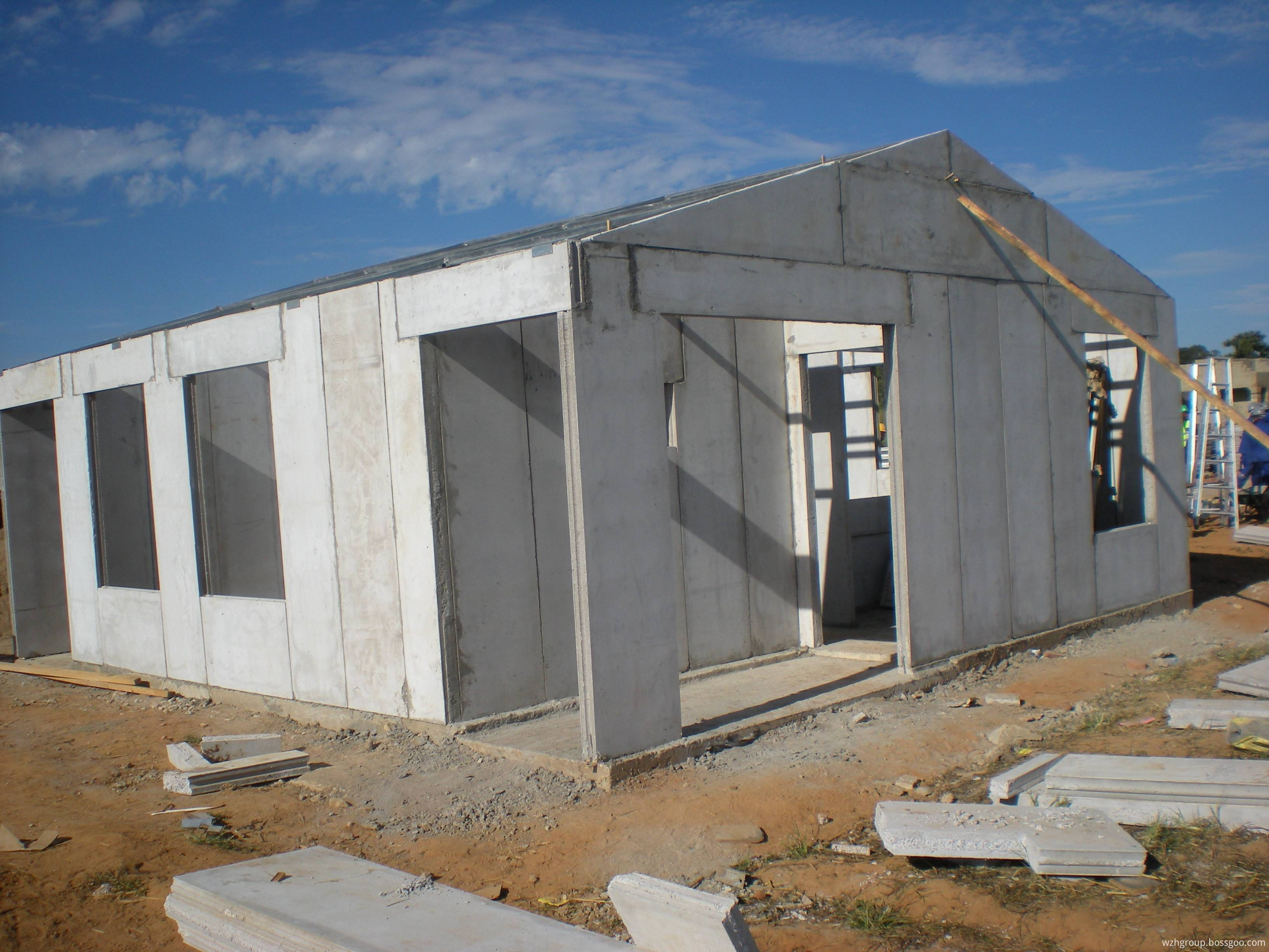 foam cement wall panel 2