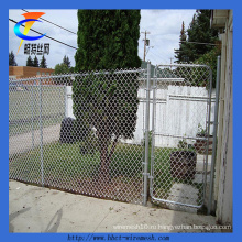 5cmx5cm Оцинкованная цепь Забор