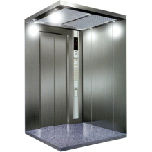 Luxury small mirror etching elevator