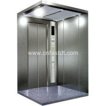 Safe and stable passenger lift elevator with standard configurations