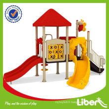 Équipement d'aire de jeux extérieur pour enfants avec qualité et prix compétitifs