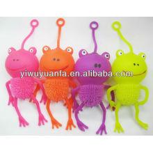 Animal Flashing Yoyo Glow Puffer Ball