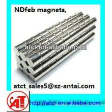 Cylinder magnets/rare earth magnet