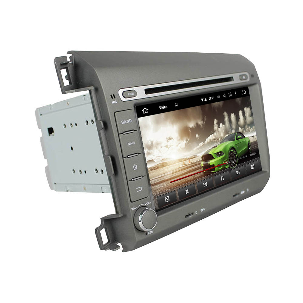 DVD de automóvil Android para Honda Civic 2012