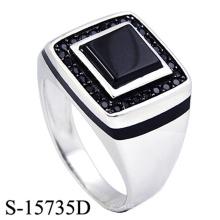 Высокий конец ювелирные изделия кольца Серебро 925 для мужчин