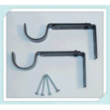 Extendable Wall Curtain Bracket,Metal Curtain Bracket Factory,Angle Iron Bracket