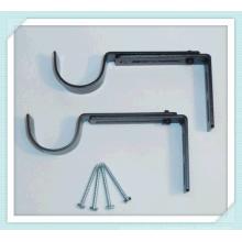 Выдвижной кронштейн для навесного оборудования, завод металлических занавесок, угловой кронштейн для железа