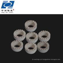 tampas cerâmicas de cordierite mais vendidas para elementos de aquecimento