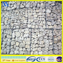 2*1*1m PVC Coated Stone Cage Wire Mesh