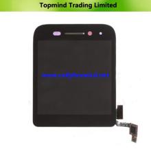 Teléfono móvil LCD para Blackberry Q5 y montaje digitalizador