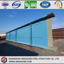 Section manufacturée en acier lourd H pour le pont