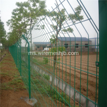 Pagar Welded Wire Color Green