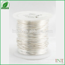 High purity ASTM 24 9999 silver wire