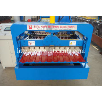 Steel Roof Wall Panel Making Machine