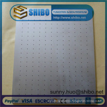 Best Quality Molybdenum (Mo) Sheet/Plate/Foil at Factory Price