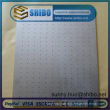 Лист / плита / фольга из высококачественного молибдена (Mo) по цене завода