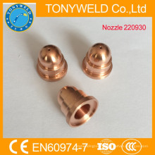 plasma cutting spare parts cutting nozzle 220930