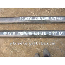 "1"" carbon steel pipe astm a/sa 106 q235 schedule 40"