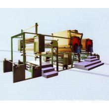 Webbing Style Lamination Machine Special for Polar Fleece (XJ15B-D2)