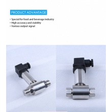 High quality intelligent differential pressure transmitter