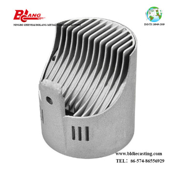 Custom Aluminum High Quality Heat Sink