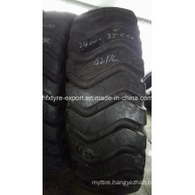 Crane Port Tire 2400-35 21.00-35 42pr, OTR Tire for Mine, Advance Brand Tyre