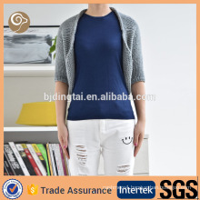 Cardigan wool knitting sweater women 2016