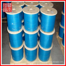 Wholesale pvc coated steel wire rope(manufacture)