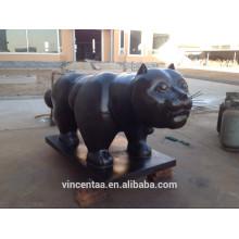 Cat Sculpture Bronze CLBS-Z114C