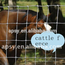 Fabricante de cerca de cavalo de fazenda galvanizado por imersão a quente