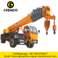 New Design Mobile Crane with T-King Chassis