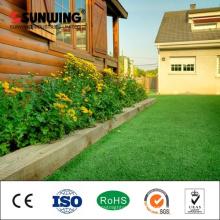 Chino natural barato paisajismo hierba artificial