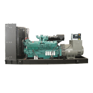 1100kw CUMMINS electric start generator set for sale