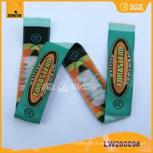 Gewohnheit Kleidung Label LW20009