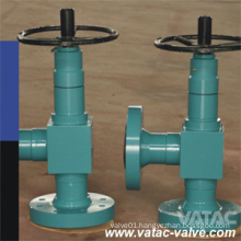 API 6A Cast/Forged Steel Manual Operated Drilling Choke Valve
