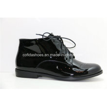16ss New Comfort Casual Flat Women Leather Shoes