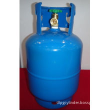 5kg Portable Lpg Gas Tank, Liquefied Gas Cylinders,compressed Lpg Gas Container For Africa