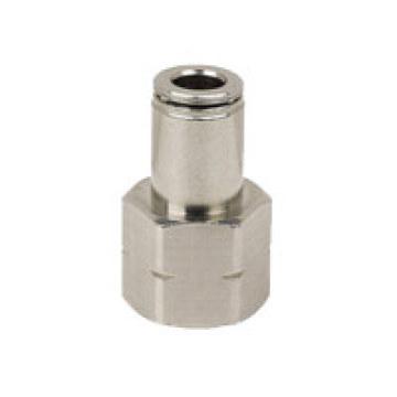 MPLN Metal Push-in Fittings
