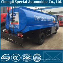 Forland Foton 4000L acero inoxidable carro de leche del tanque