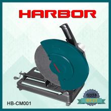 Hb-Cm001 Harbour 2016 Máquina de corte de chapa quente vendendo a máquina Máquina de corte de aço