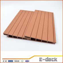 Anti-uv telhas compostas de plástico de madeira (wpc) para exterior cadeira / jardim