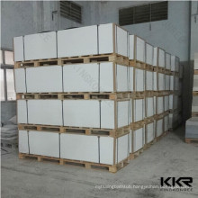 artificial marble polystone , solid surface sheets
