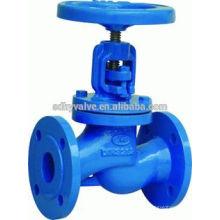 hot sale ductile iron globe valve