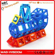 Brinquedos DIY bebê magnético ciência