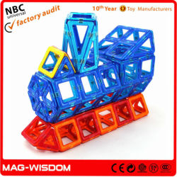 2015 KID Magnetic Intelligence Toys 71pcs Set