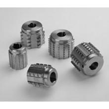 Piñones de acero (aleación de cobre y níquel)